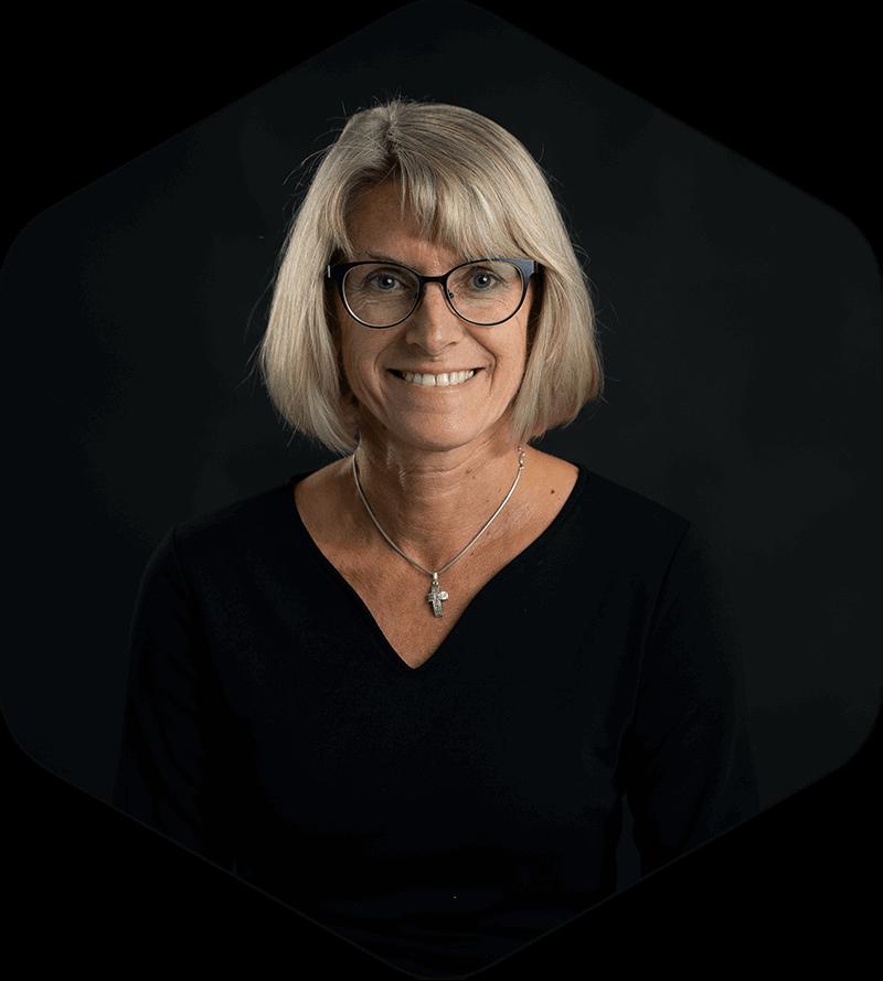 Bürokauffrau Erika Schindler
